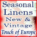 Seasonal Luxury European Linens - Touch of Europe