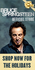 Bruce Springsteen Official Store- Holiday