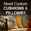Cushion Source - Custom/Stock Cushions & Pillows