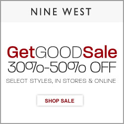 thru 11/21 - 30-50% off select styles