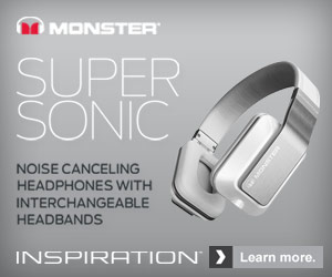 Inspiration Noise Canceling Headphones with Interchangeable Headbands - Learn More