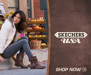 SKECHERS USA collection has all your favorites shoes/boots from comfortable to fashionable & dressy