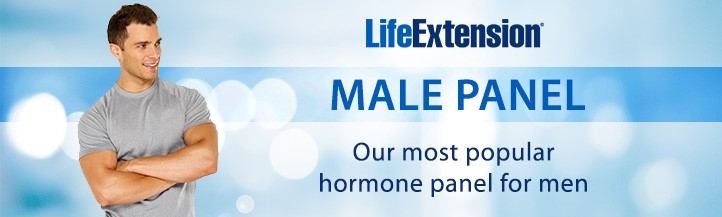 Male Panel | Blood Test | Life Extension
