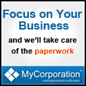 We'll take care of filing your Inc or LLC