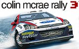 Colin McRae Rally-3! For the UK & Rest of the World - Colin McRae  button Ad
