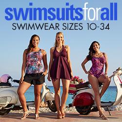 Plus Size Swimwear Beachwear