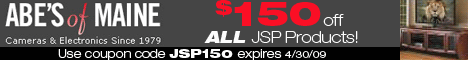 $150 OFF all JSP Products.
