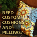 Cushion Source - Custom/Stock Cushions & Pillows