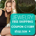 Get Free S&H on Jewelry with Coupon C51899 at HSN