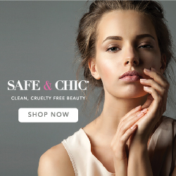 Stress And Acne - Safe & Chic Banner