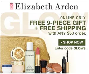 FREE 9-Piece Glow Beauty Gift plus FREE Shipping w