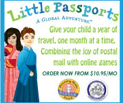 Little Passports - A Global Online Learning Adventure