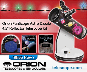 Save a bundle with Free Shipping on BIG Dobsonian Telescopes