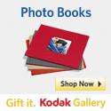 Kodak Gallery Photobooks
