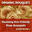 Eco Friendly Flowers & Plants - OrganicBouquet
