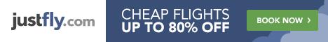 Justfly - book flights
