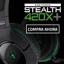 Stealth 420X+ auriculares de juego