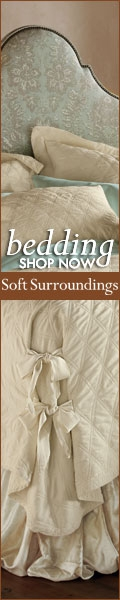 Beautiful Bedding from SoftSurroundings.com