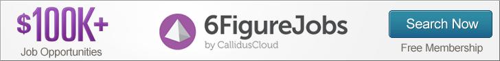 6FigureJobs - The leading executive career portal