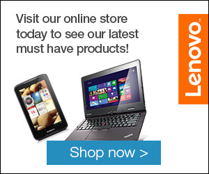 Visit Lenovo UK's special offers now!