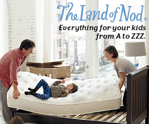 Free Shipping at The Land of Nod! Ends 11/30