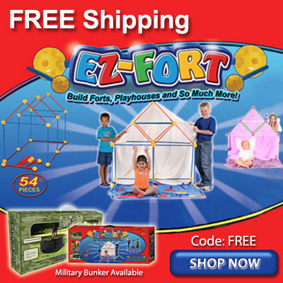 Free Shipping at EZ-FORT.com - Shop Now!