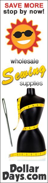 Wholesale Sewing Supplies at DollarDays.com!