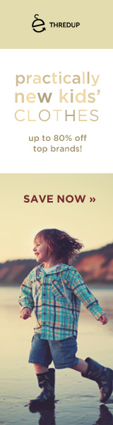 Save up to 80% on top brands at thredUP.com