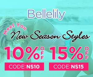 10% Off Orders $60 with Code NS10 for Summer Season Style