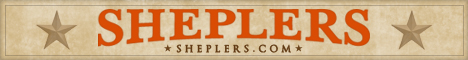 Western Wear by Sheplers online shopping invites you to visit their Western Wear by Sheplers online shopping website by clicking this Western Wear by Sheplers graphic.