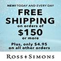 Weekly Savings at Ross-Simons