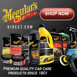Shop Meguiar's 2010 New Products!