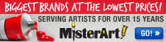 MisterArt.com logo