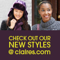 Check Out The New Styles At Claires.com