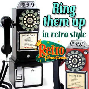 Retro Payphones, Wall Phones and Desk Phones