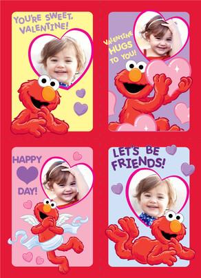 99¢ School Valentine`s Day Ca...