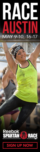 Austin Sprint #2, May 16-17, 2015, Sign Up Now for this Reebok Spartan Race!