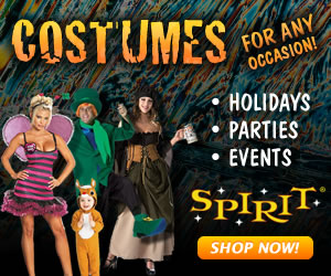 SpiritHalloween.com - Find costumes for all occasions, including private adult occasions!