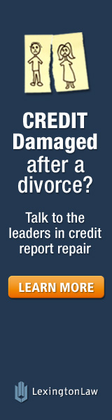 Credit Damage Divorce
