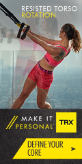 Make It Personal - TRX Training - Resisted Torso Rotation