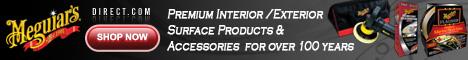 Meguiar's Premium Car Care Products & Accessories