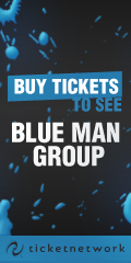 Get Your Tickets to See Blue Man Group