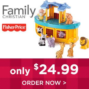 $24.99 Little People Noah's Ark!