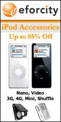 iPod Accessories - Nano, Shuffle, SE, 3G and 4G