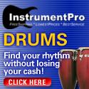 Buy Drums at InstrumentPro.com.
