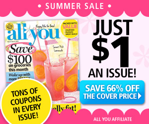 All You Magazine $1 an Issue