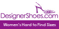 DesignerShoes.com - Hard-to-find, wide, large & narrow designer shoes, sandals, sports shoes, wedding & prom shoes, plus Designer Dresses
