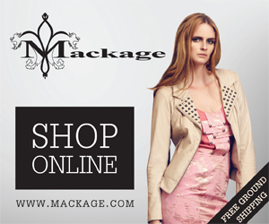 Mackage - End of Season Sale!