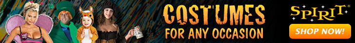 Costume coupons for cheap mens costumes at Spirit Halloween