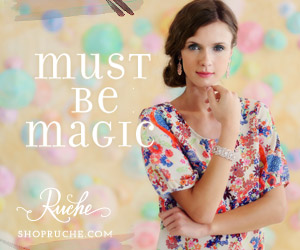 Ruche Spring Clothing